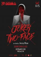 Joker/Two-Face live στην Αθήνα poster