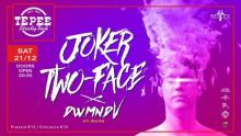 Joker/Two-Face live στην Λεμεσό poster